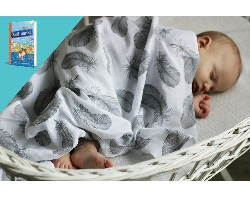 2 pack Muslin Swaddle 100% Cotton